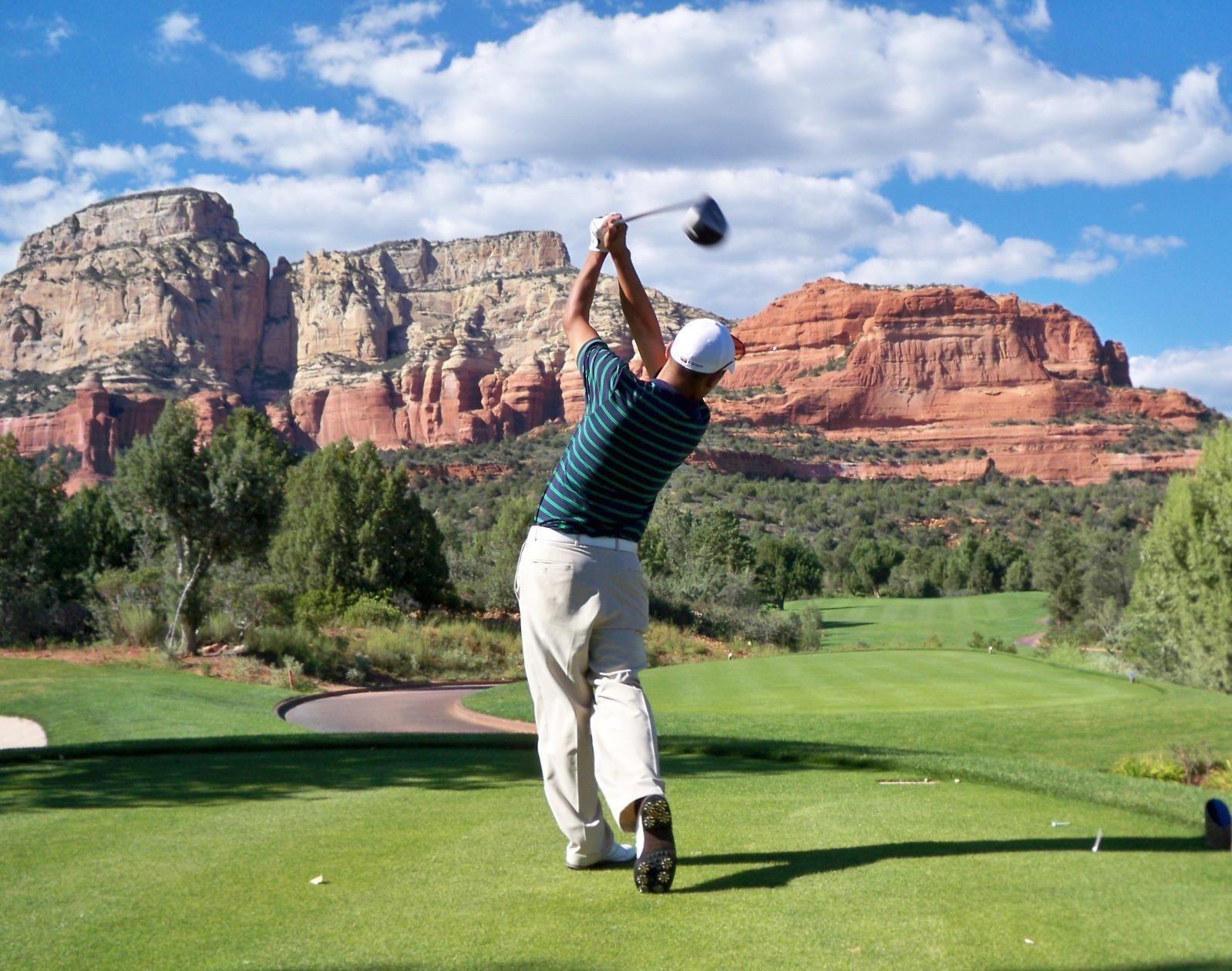 Marcus Yado, PGA