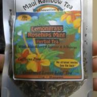 lemongrass rose hips mint Herbal tea from Maui Rainbow Tea