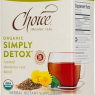 Simply Detox from Choice Organic Teas