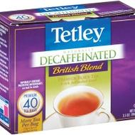 Decaffeinated British Blend from Tetley