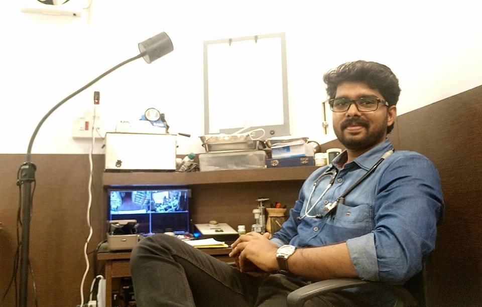 Dr. Ameer Ayurlokam