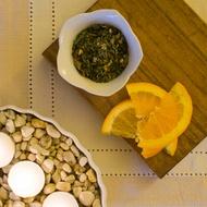 Organic Orange Detox Tea from Divinitea