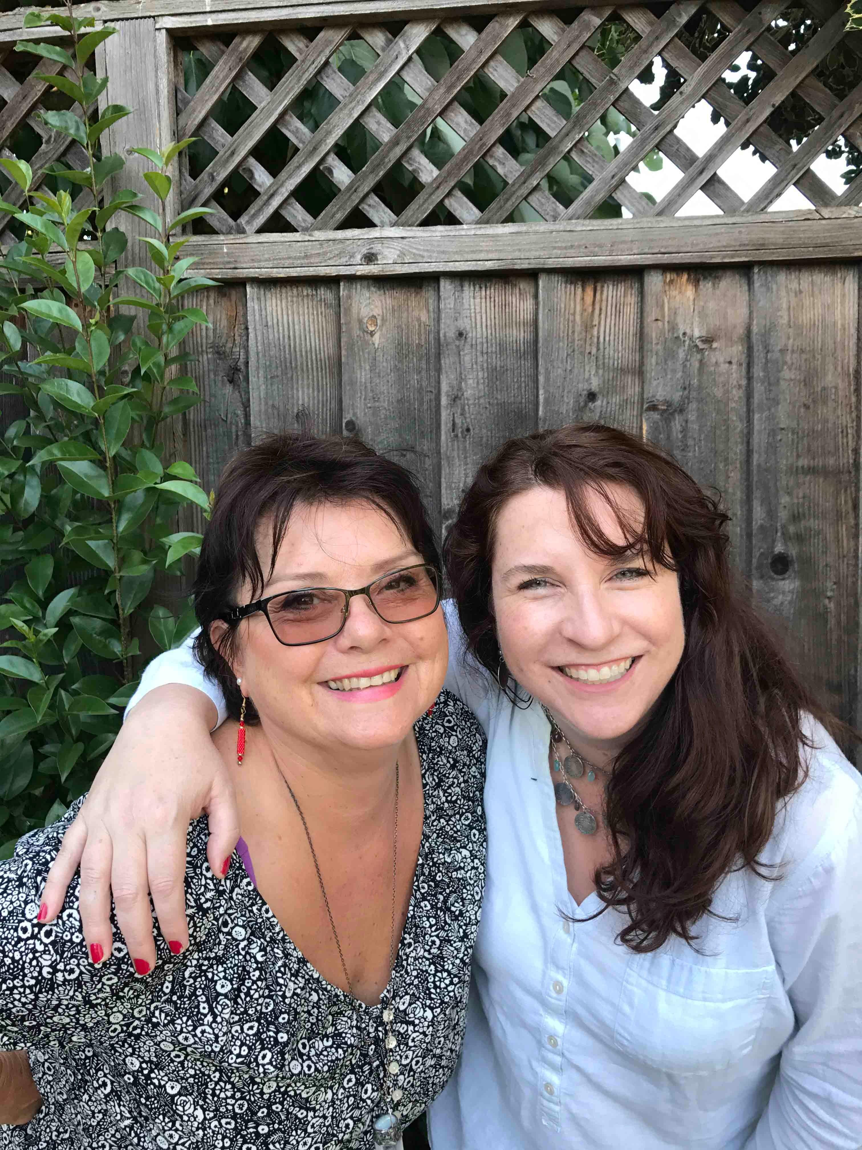 Kirsten Weiss & Elizabeth Barton