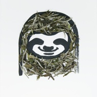 Sleepy Sloth - White Peony Classic Floral from teabento