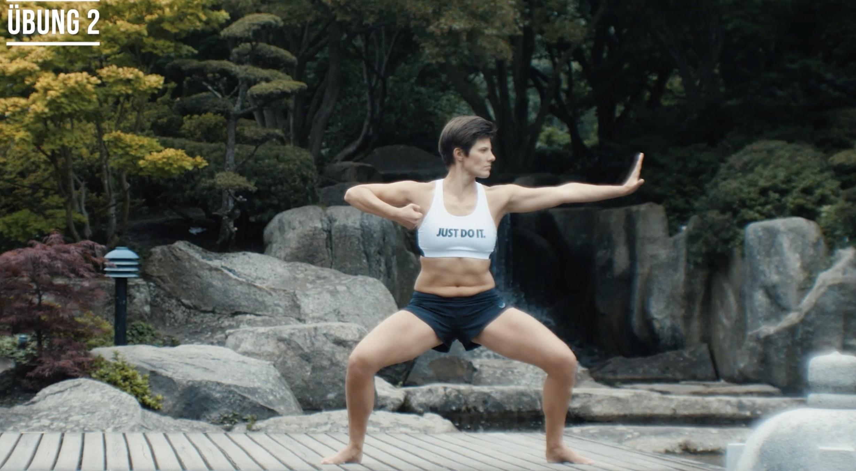 Shaolin Qi Gong Pose