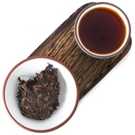 """""""Golden Buds"""" Menghai County Ripe Pu-erh 2009 from Path of Cha"""