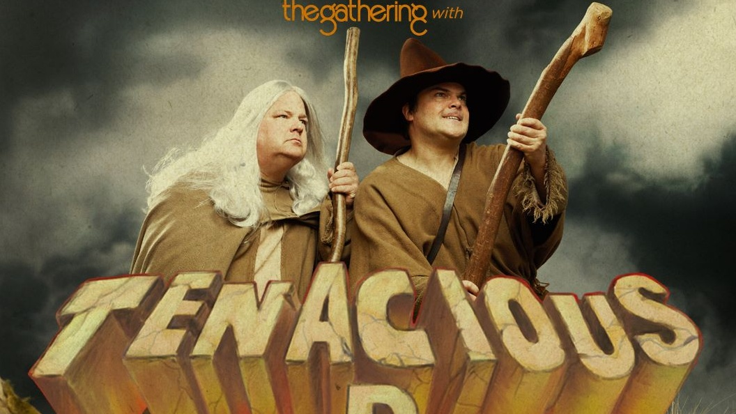 The Gathering with Tenacious D