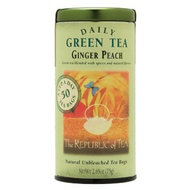 Ginger Peach (Green) from The Republic of Tea