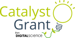 Digital Science Catalyst Grant logo