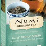 Decaf Simply Green from Numi Organic Tea