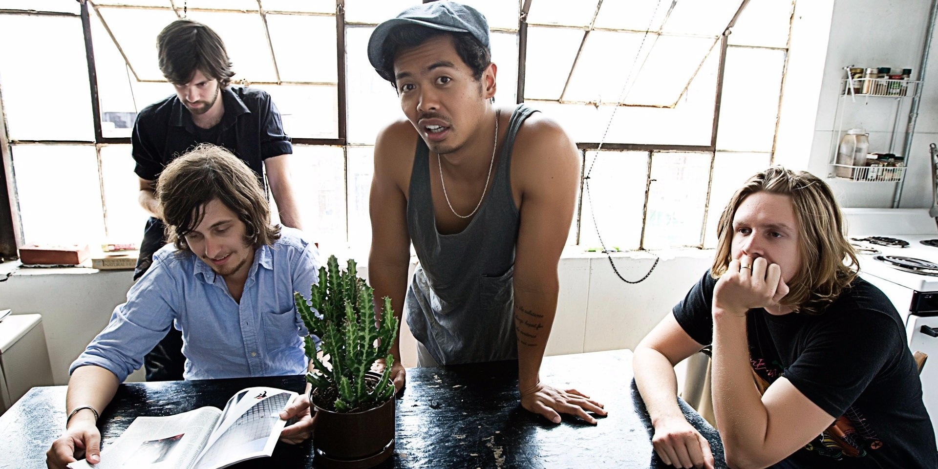 Singaporean musicians have the sweetest disposition for The Temper Trap