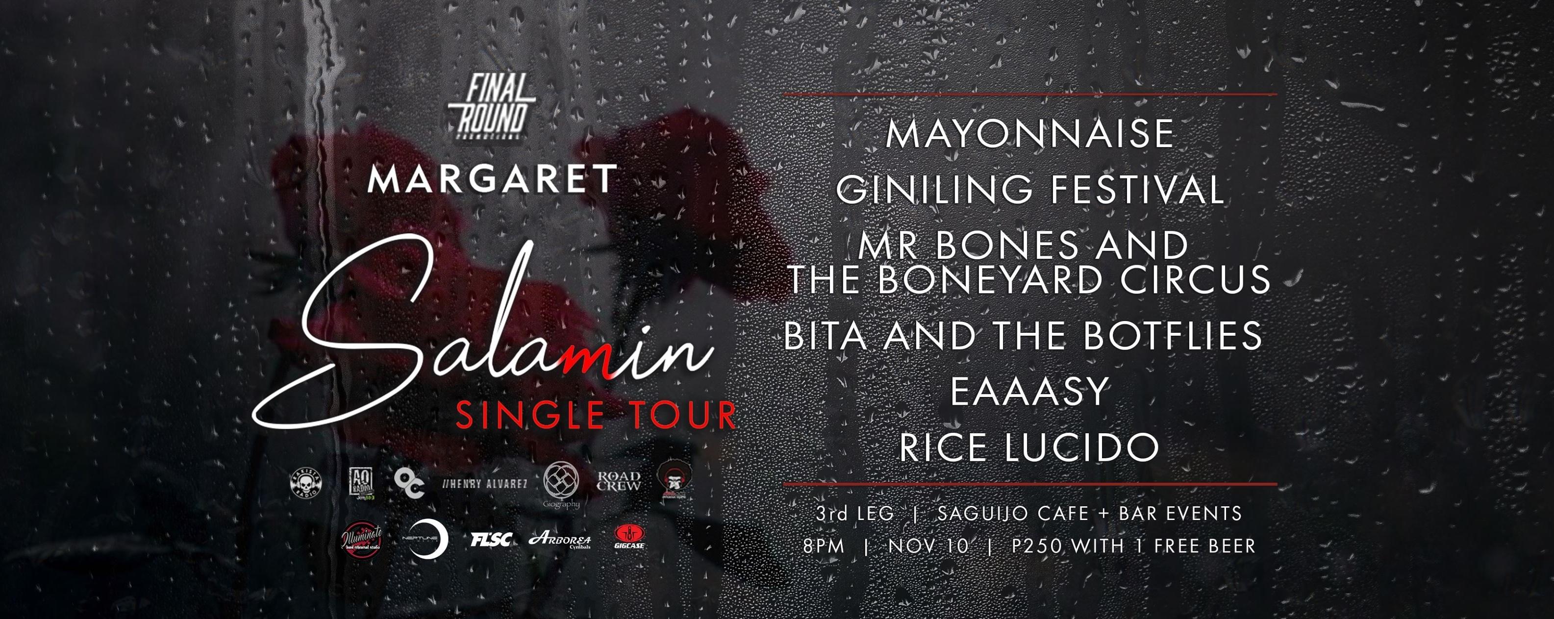 Salamin Single Tour (3rd leg)