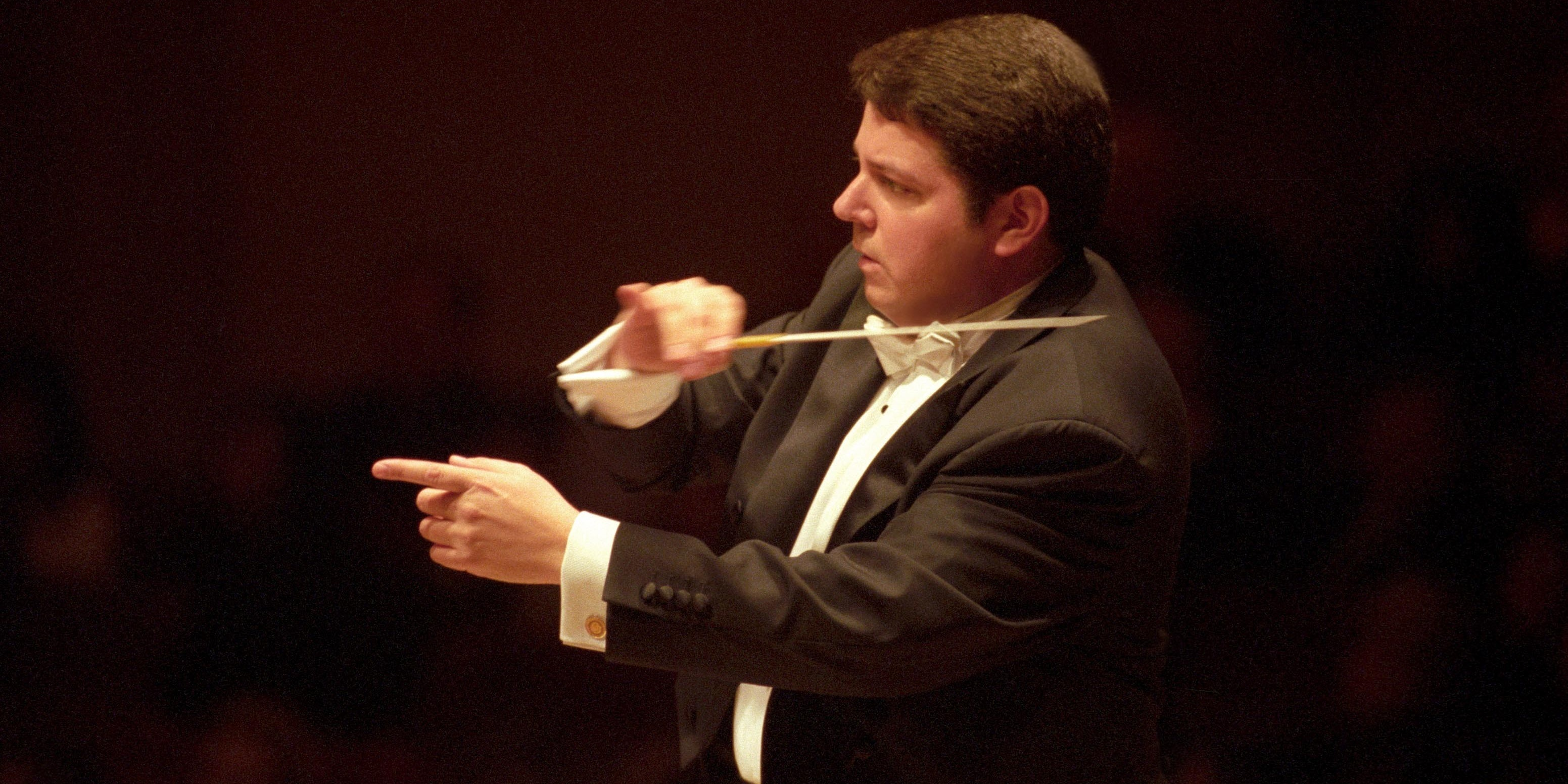 Andrew Litton to conduct SSO's Jazz It Up with Gershwin concert