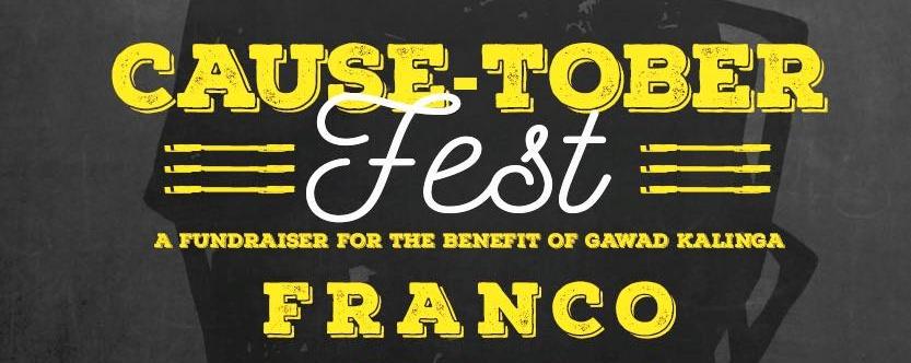 Cause-Tober Fest