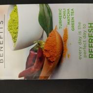Turmeric Chili Matcha Green Tea from Bigelow