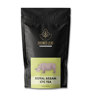 Royal Assam CTC Tea from Brewed Leaf