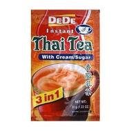 Instant Thai Tea with Cream/Sugar from Por Kwan