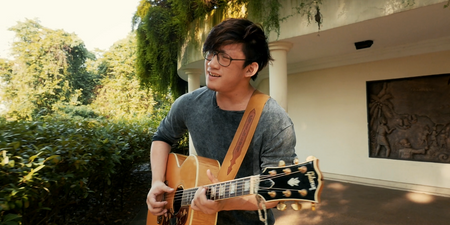 WATCH: JAWN traverses Mount Faber to perform 'Gold' in Bandwagon Sessions