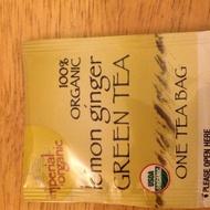 Lemon Ginger Green Tea from Imperial Organic