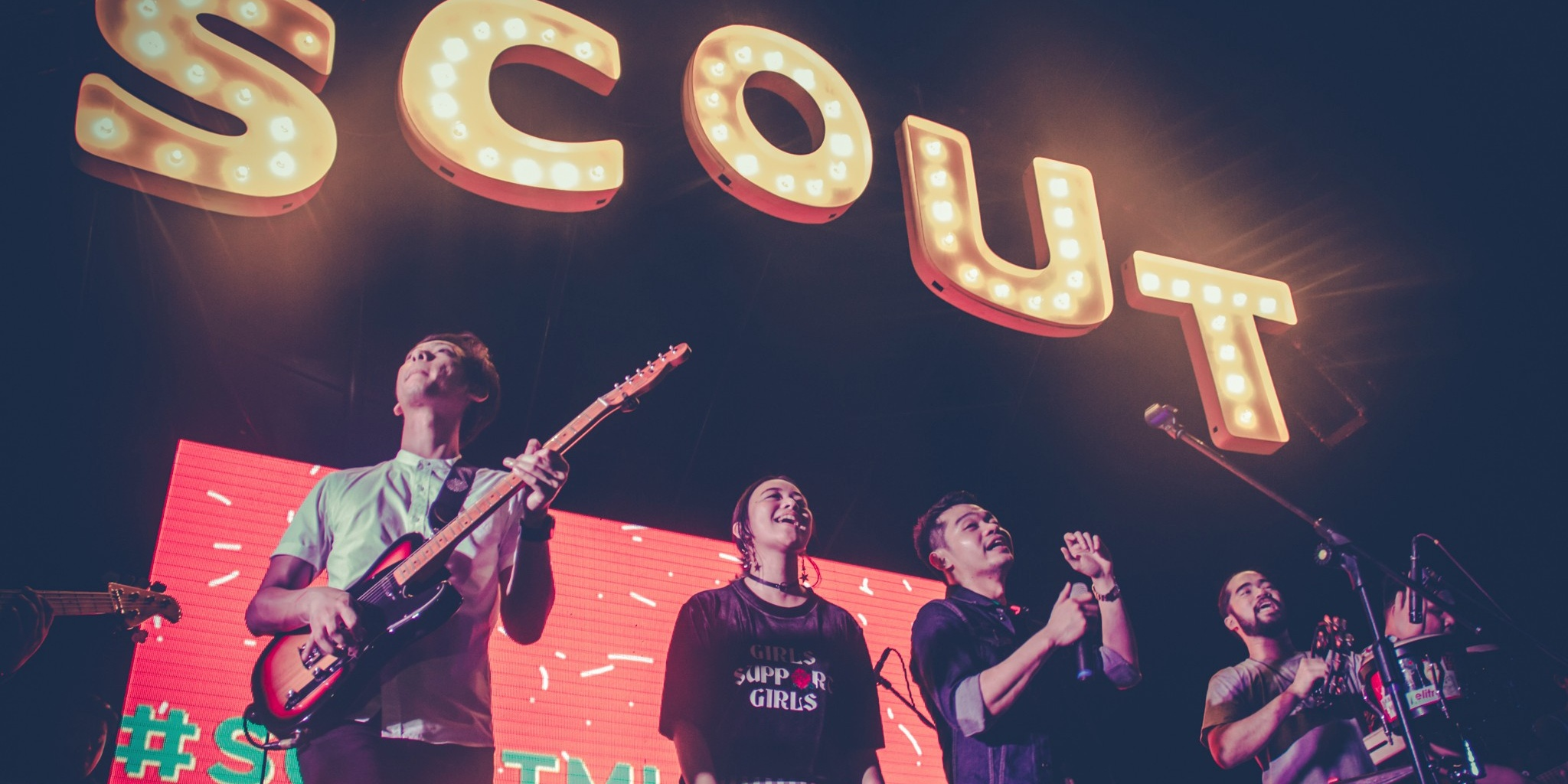 Scout's 3rd birthday bash is a look back at summer – photo gallery