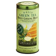 Honey Ginseng Decaf from The Republic of Tea