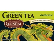 Authentic Green Tea with White Tea from Celestial Seasonings
