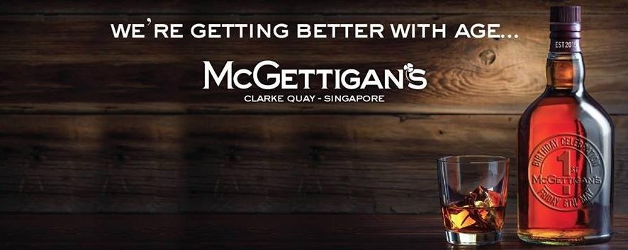 McGettigan's Singapore First Birthday Party