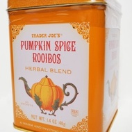 Pumpkin Spice Rooibos Herbal Blend from Trader Joe's