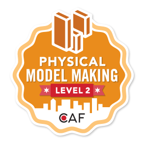Physical Model Making - Level 2