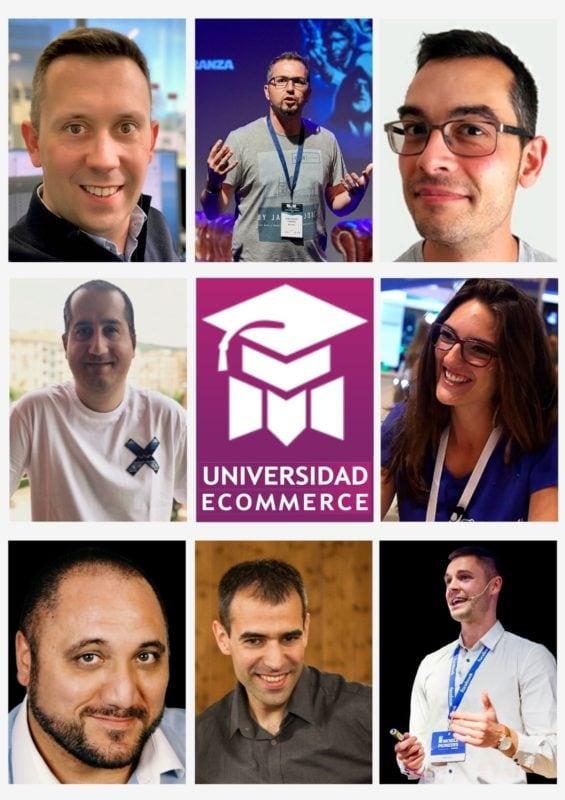 Profesores de Universidad Ecommerce