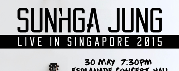 Sungha Jung Live in Singapore 2015