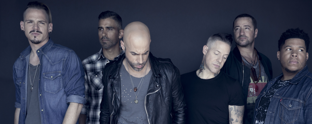Daughtry Live In Singapore 2018