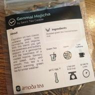 Genmai Hojicha from Sara's Tea Caddie