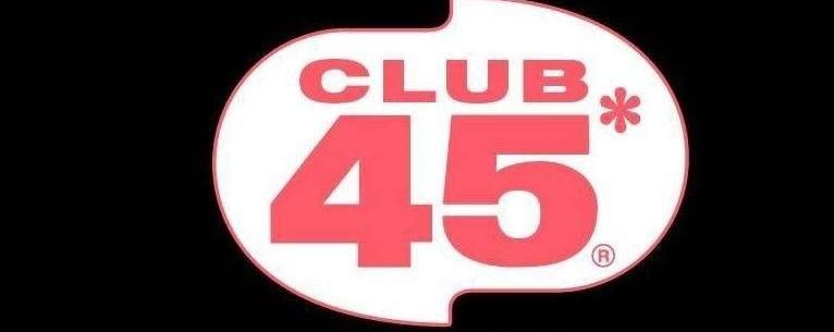 CLUB 45! All 7-inch record fair & party