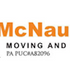 McNaughton Moving & Storage | Stahlstown PA Movers