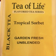 Tropical Sorbet from Tea of Life