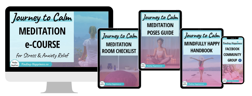 The journey to Calm Meditation Course for beginners