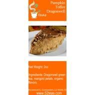Pumpkin Toffee Dragonwell from 52teas