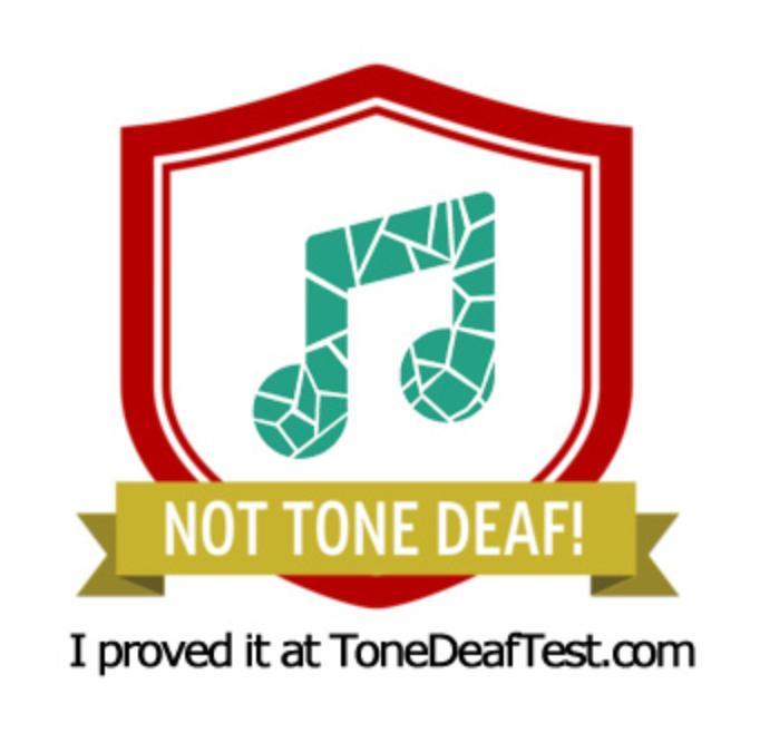 Dabbledoo music - am I tone deaf?