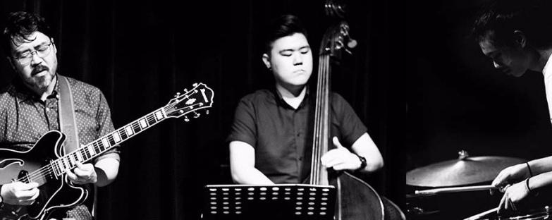 Aaron James Lee trio live at B28