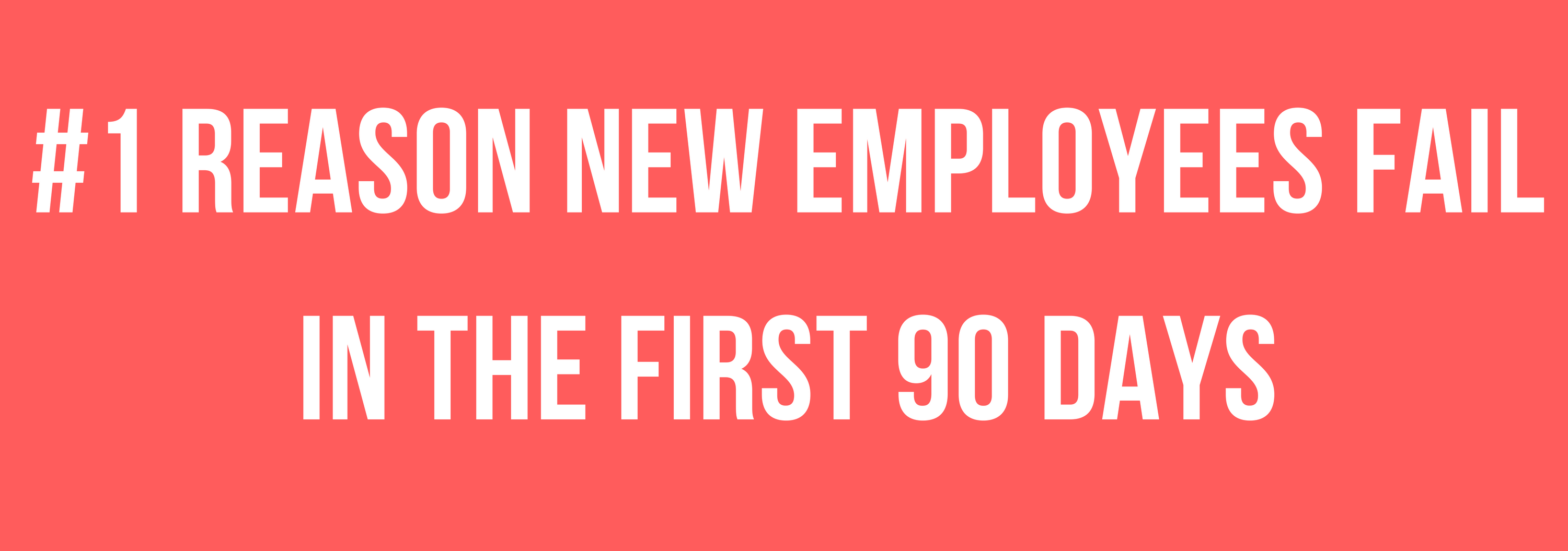 First 90 Days How To Guarantee Success In A New Job