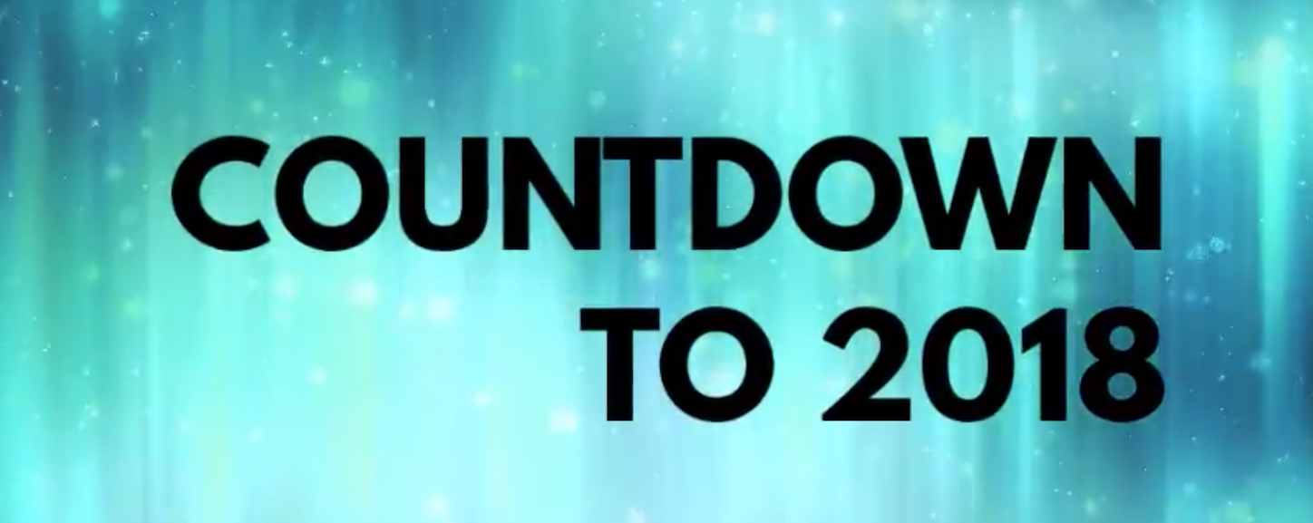 Countdown to 2018