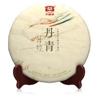 "2013 Menghai ""Dan Quing"" from Menghai Dayi tea factory  (sourced from Dr Tea alliexpress)"