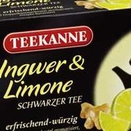 Ingwer Limone from Teekanne