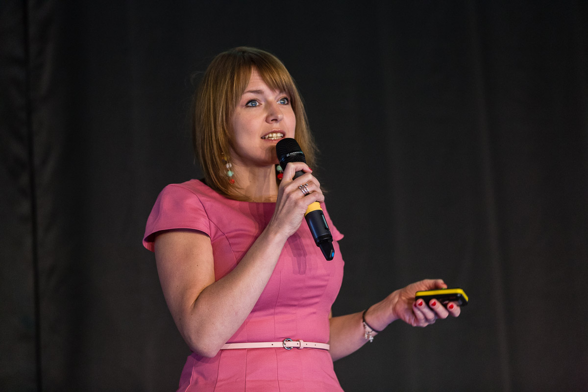 Anula Galewska Sustainability expert and consultant