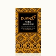 Herbal Spiced Chai from Pukka
