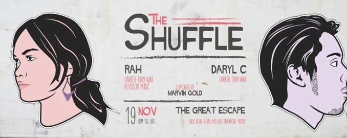 The Shuffle #7