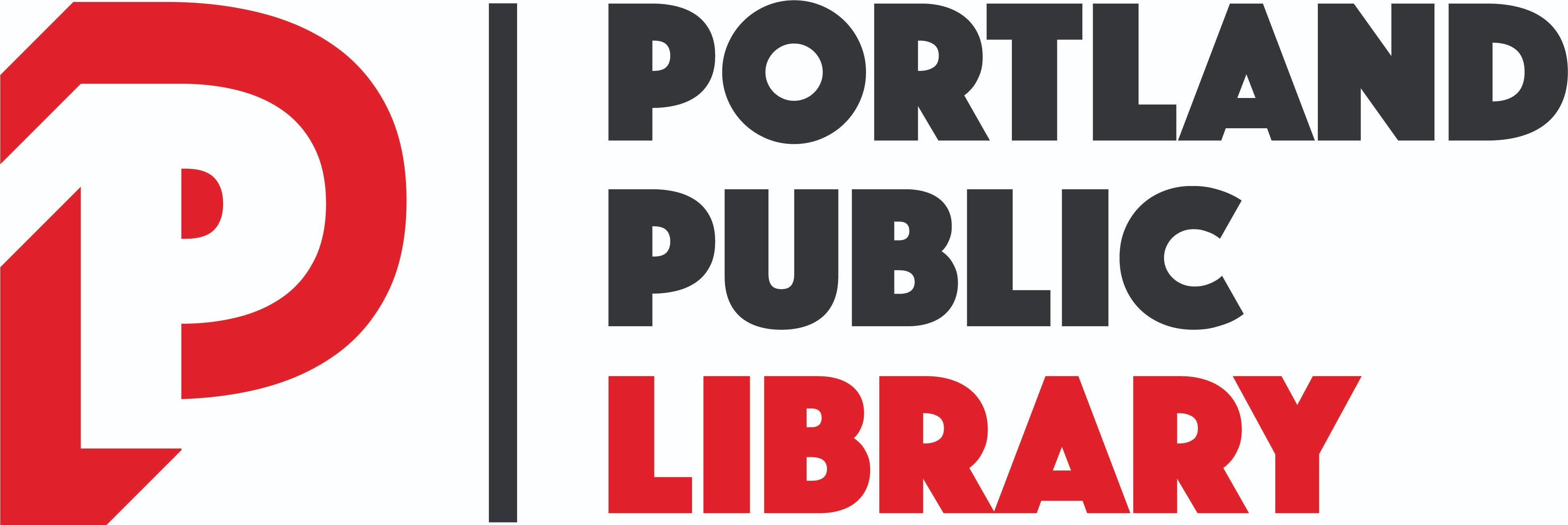 Portland Library Logo