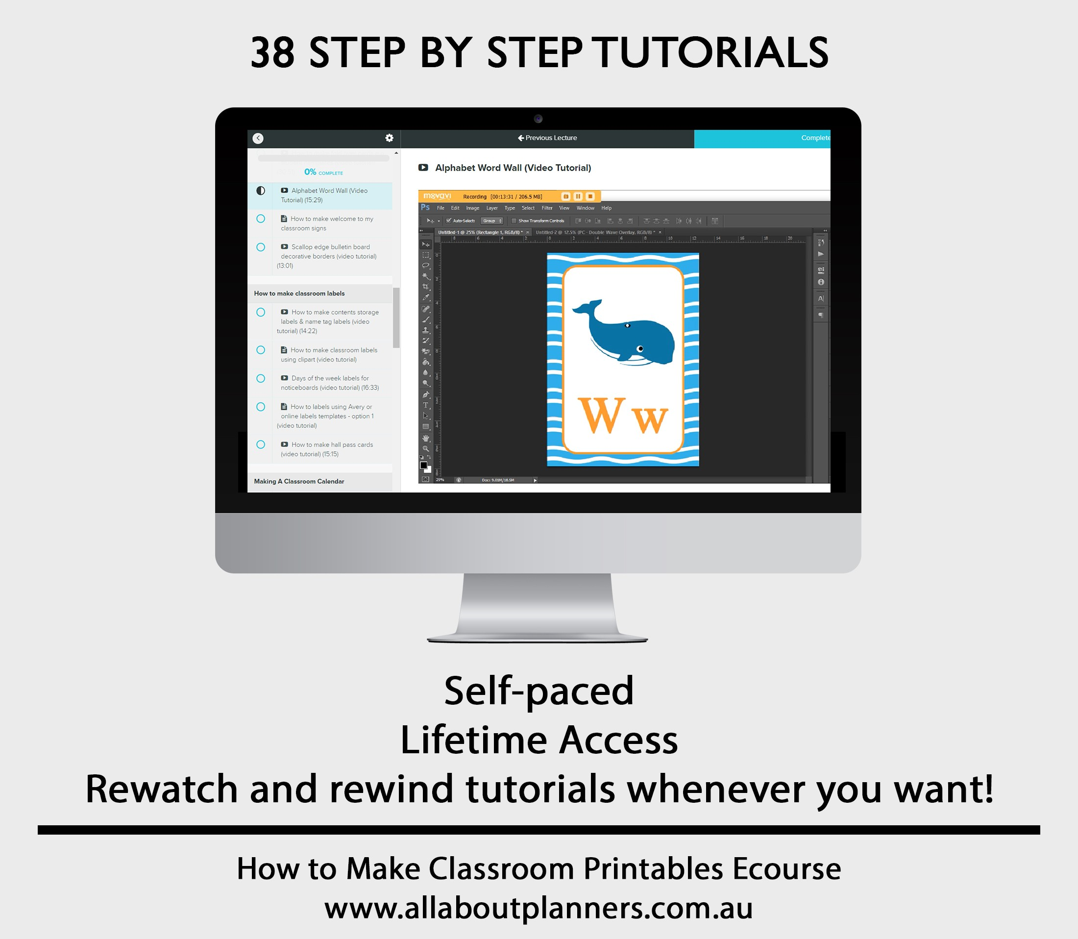 How to Make Classroom Printables | Build a Bigger Online