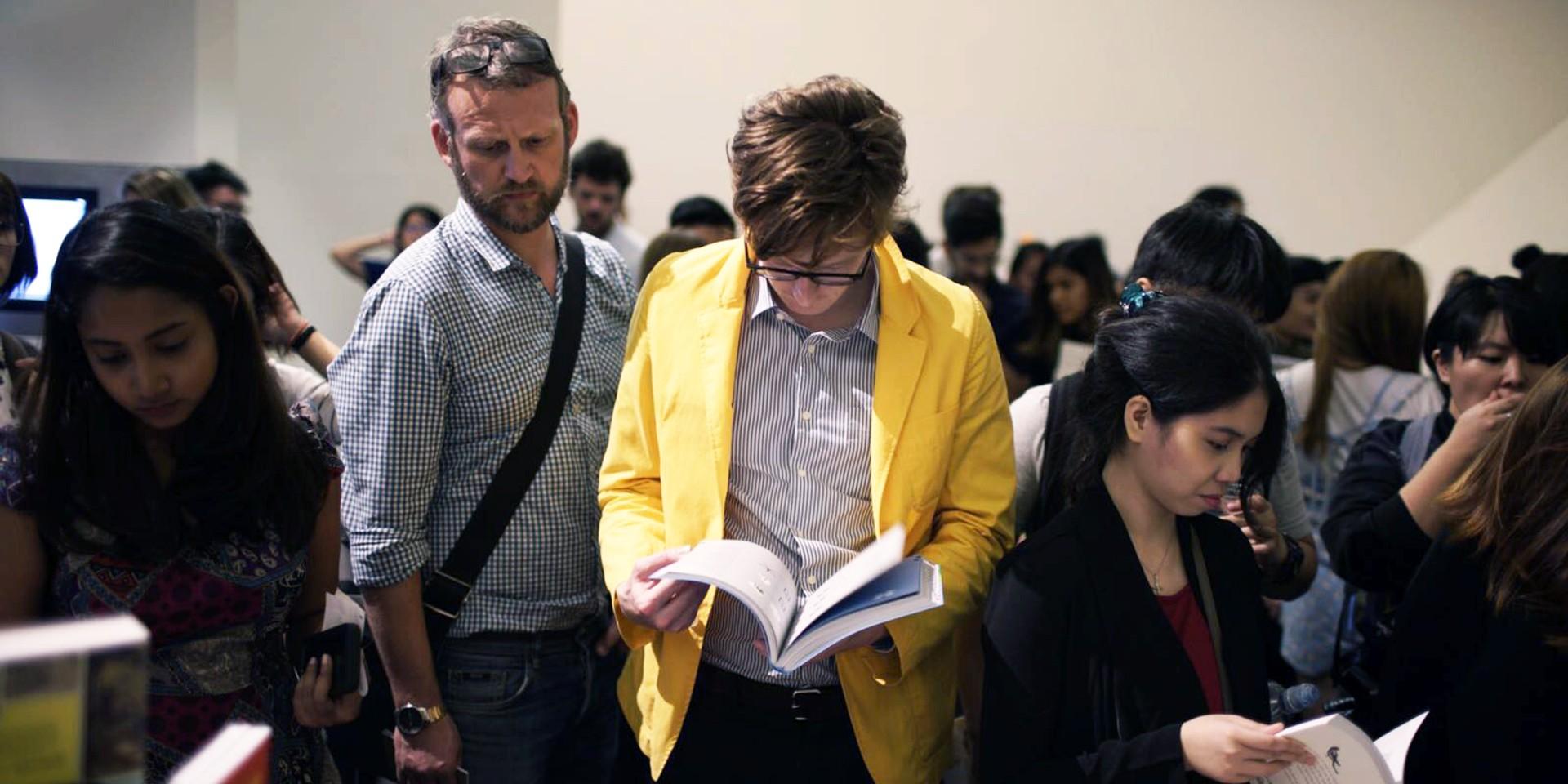 Singapore Art Book Fair returns this year at Gillman Barracks